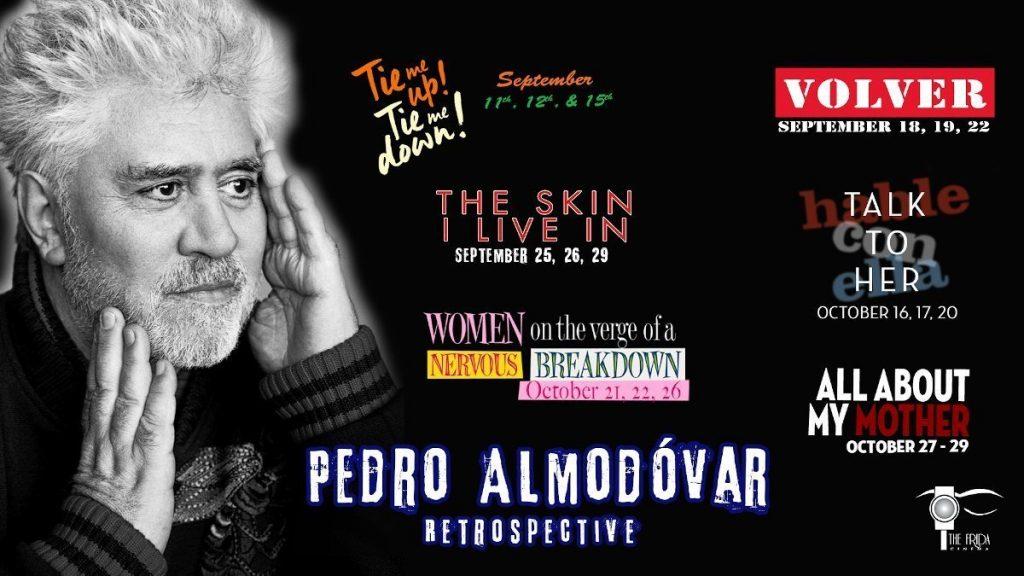 The Films of Pedro Almodóvar