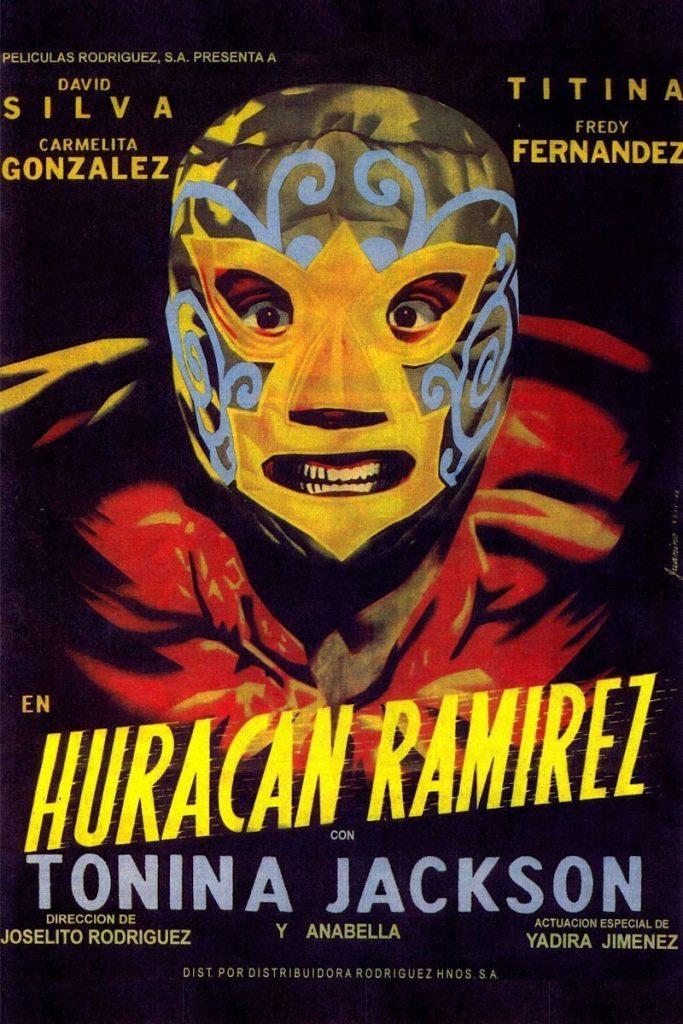 Lucha Cinema: Huracan Ramirez (1952)
