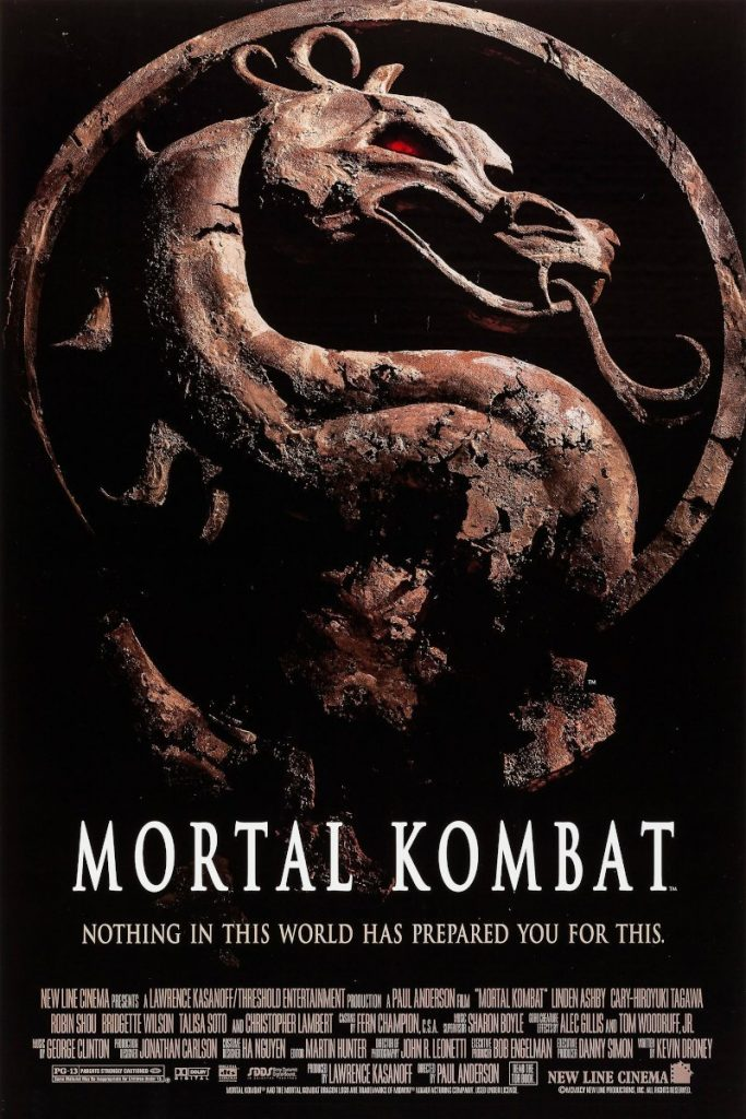 Video Game Movies: Mortal Kombat