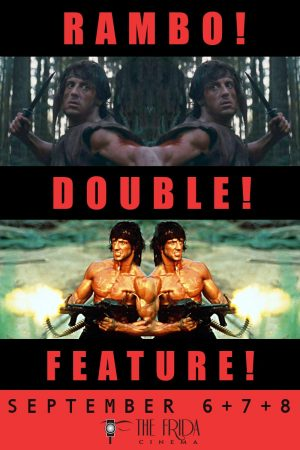 Rambo Double Feature poster