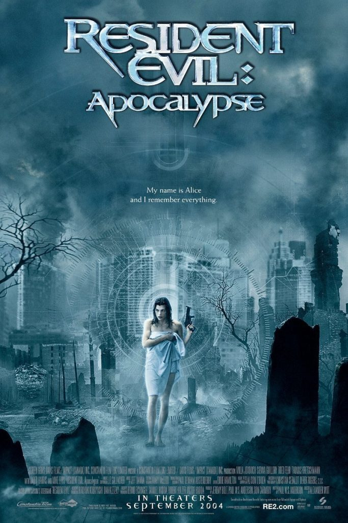 Video Game Movies: Resident Evil: Apocalypse