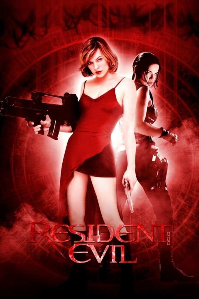 Video Game Movies: Resident Evil