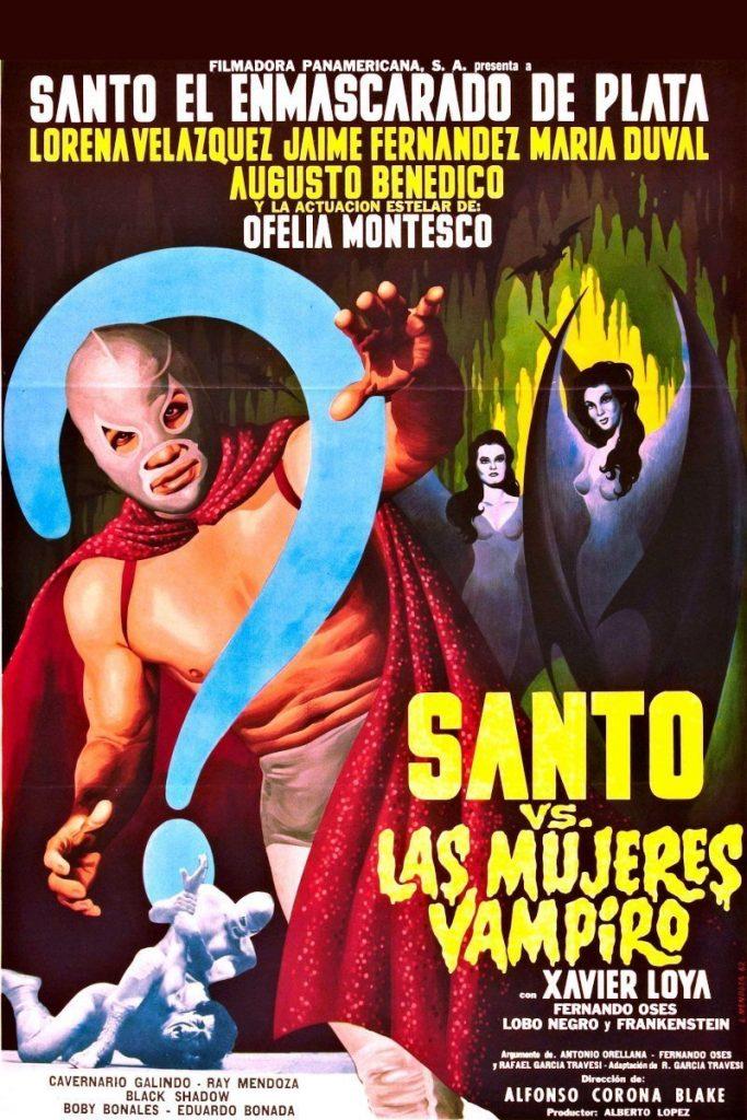 Lucha Cinema: Santo vs. Las Mujeres Vampiro (1962)