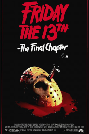Friday the 13th The Final Chapter poster