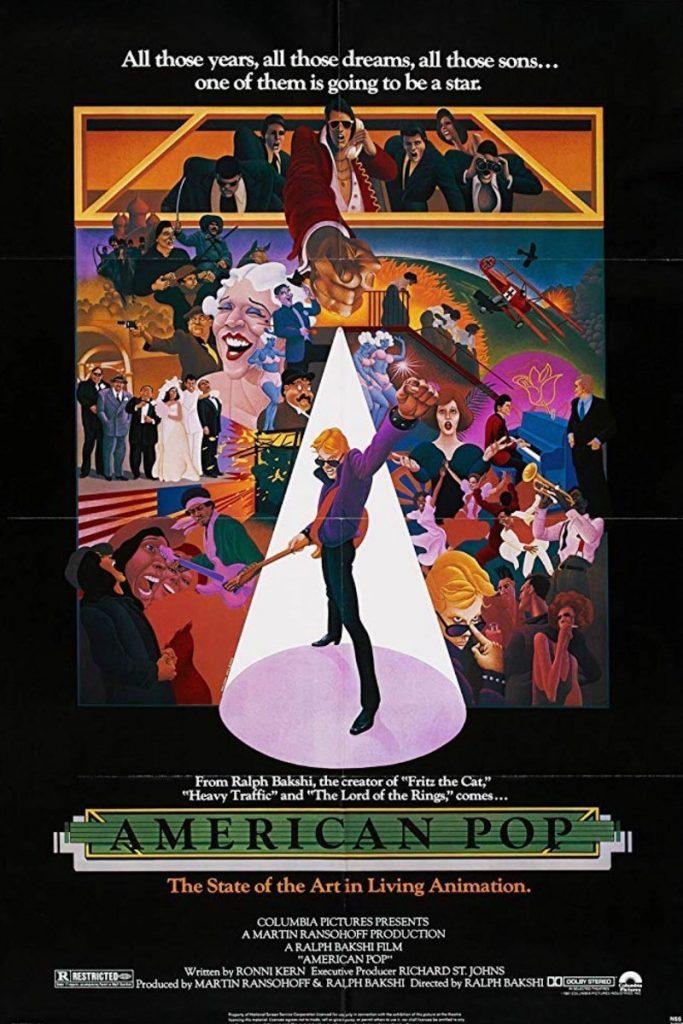 American Pop poster