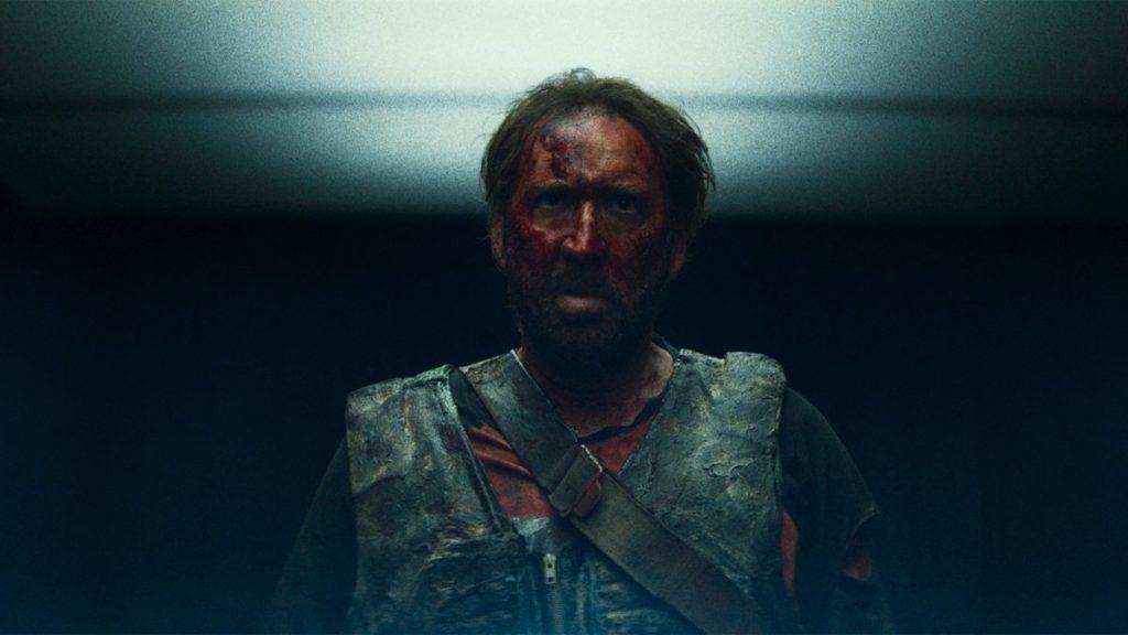 Nicholas Cage in Mandy
