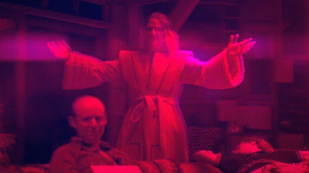 Linus Roache in Mandy