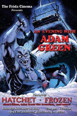 Adam Green poster