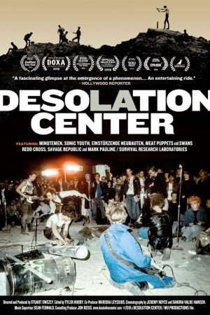 Desolation Center poster
