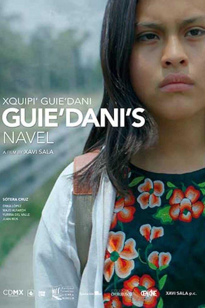 Guie'dani's Navel poster