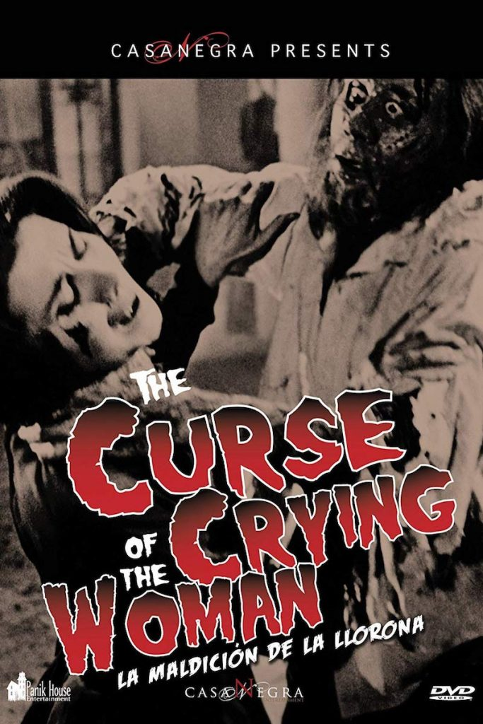 The Curse of the Crying Woman poster