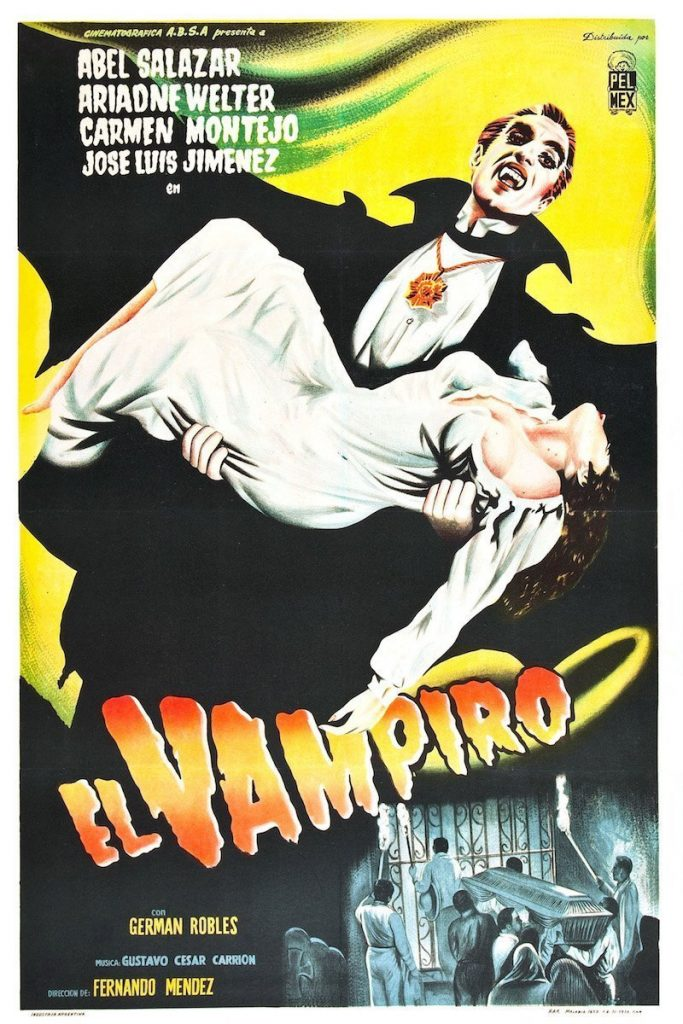The Vampire poster