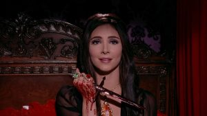 Samantha Robinson is The Love Witch