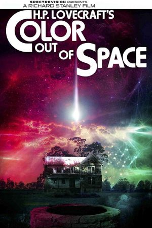 Color Out of Space poster