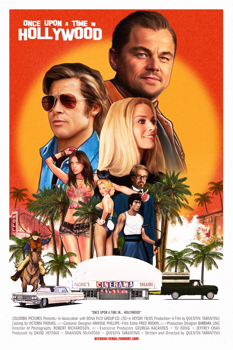 Once Upon A Time In Hollywood The Frida Cinema