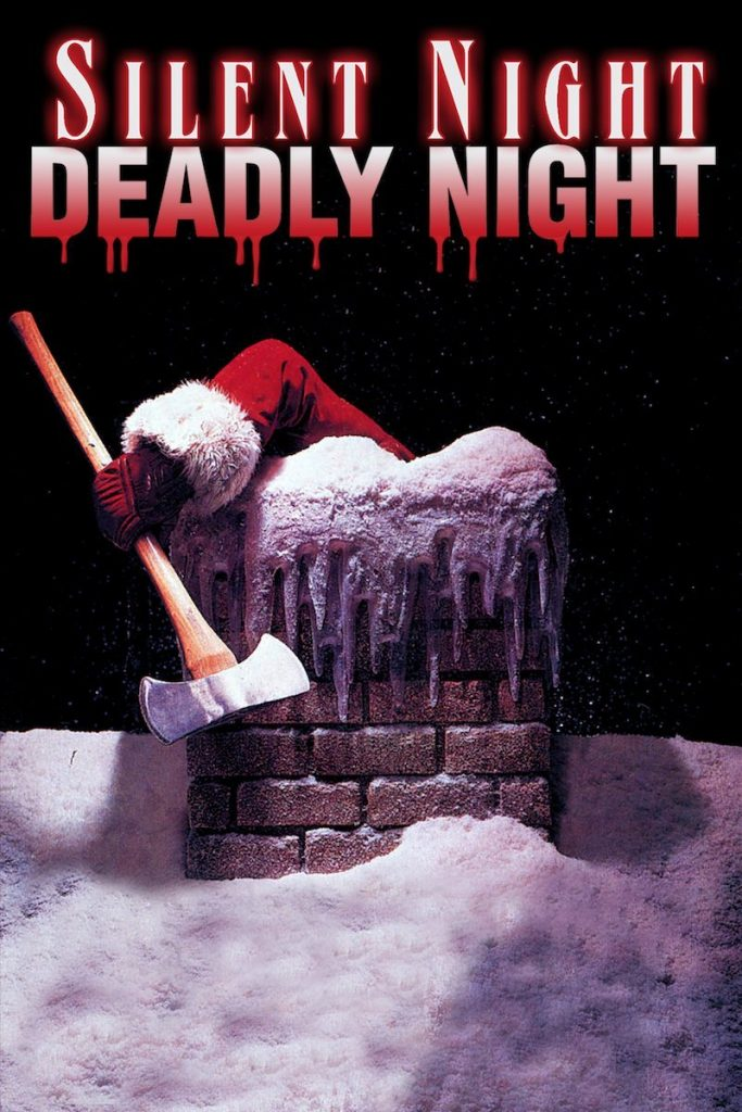 Silent Night Deadly poster