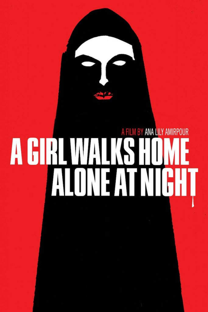A Girl Walks Home Alone