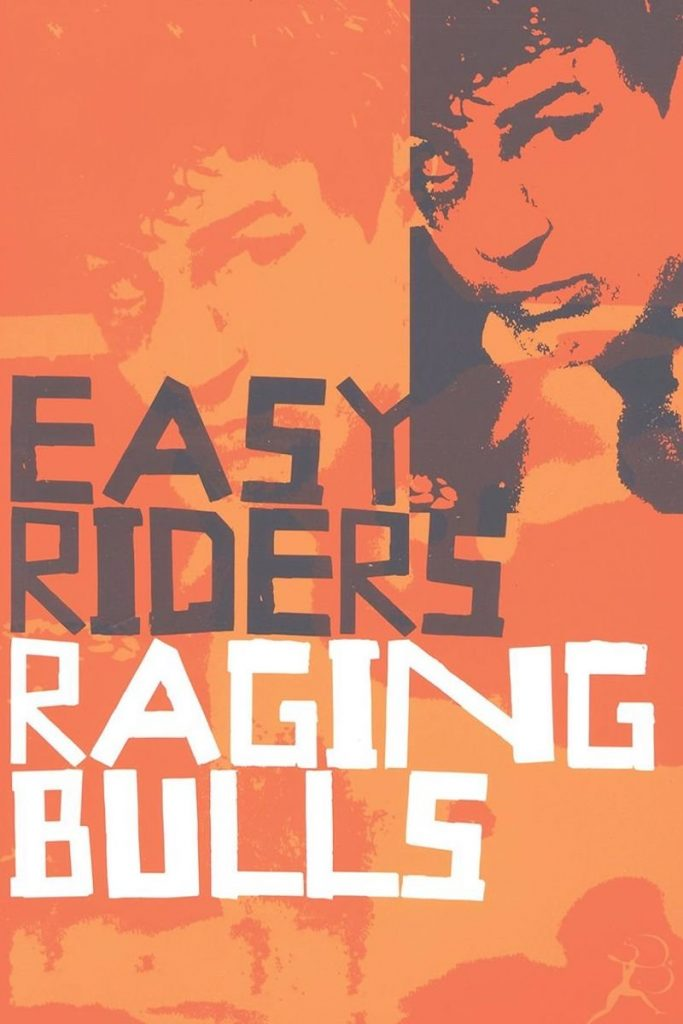Easy Riders Raging Bulls poster