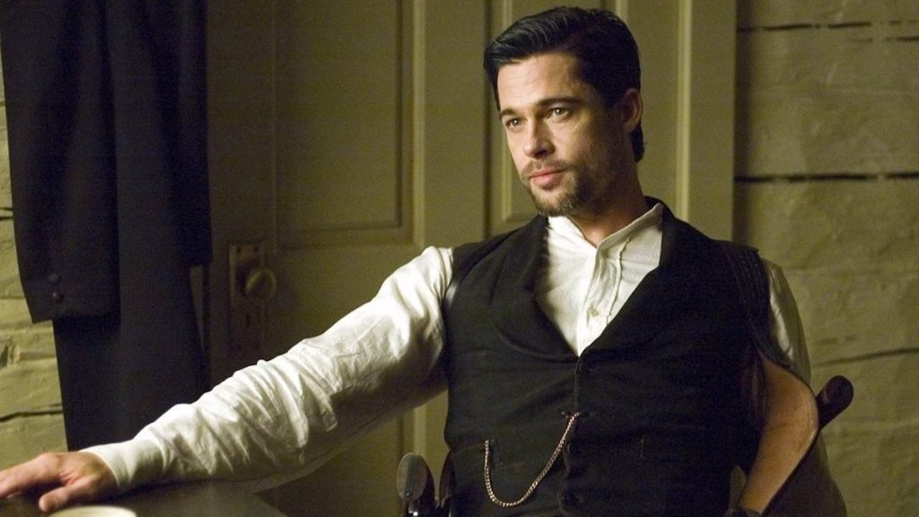 The Assassination of Jesse James Brad Pitt