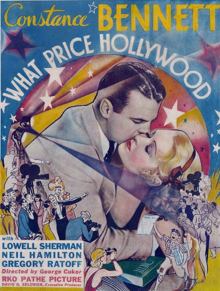 What Price Hollywood? poster