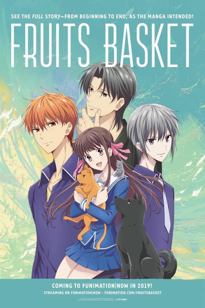 Fruits Basket 2nd Season Sneak Peek (Dubbed) | The Frida Cinema