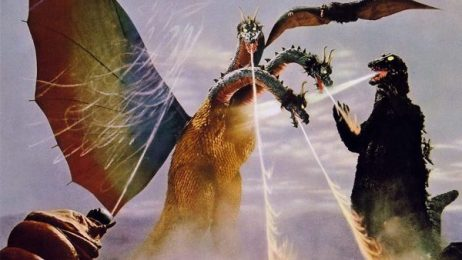 Dinosaurs, Dragons, and Aliens, Oh My! 5 Selections from Godzilla's Showa Era