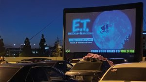 """CURFEW: EARLIER DRIVE-IN START TIMES, """"THE LORD OF THE RINGS"""" POSTPONED"""