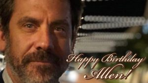 HAPPY BIRTHDAY ALLEN MOON!