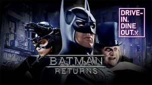 """CONGRATS TO MARTIN W. & KATIE M., WINNERS OF OUR """"BATMAN RETURNS"""" DRIVE-IN SCREENING TICKETS!"""