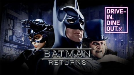 "CONGRATS TO MARTIN W. & KATIE M., WINNERS OF OUR ""BATMAN RETURNS"" DRIVE-IN SCREENING TICKETS!"