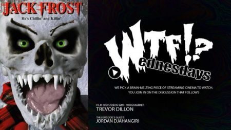 'WTF WEDNESDAYS' VIDEO SERIES CONTINUES WITH TREVOR AND JORDAN'S TAKE ON 'JACK FROST!'