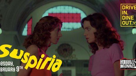 Suspiria is My Baby: A List Poem