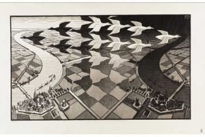 M.C. Escher: Journey to Infinity - EXTENDED UNTIL MARCH 11TH!