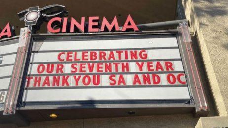 HAPPY 7TH BIRTHDAY, FRIDA CINEMA!