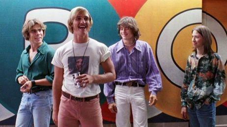 WE'RE BACK!  The Frida Cinema invites you to join us April 20th -- at the cinema! -- for a special screening of DAZED AND CONFUSED!