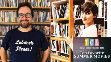 10 Favorite SUMMER MOVIES with This Cinematic Life's Craig Duffy & 'Becca'lise Deveaux