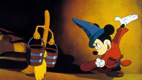 FREE Outdoor Event -- Pacific Symphony's Chamber Ensemble + Screening of Disney's FANTASIA -- Saturday, September 25th!